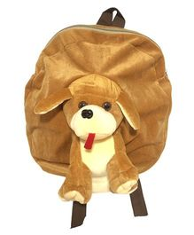 Ultra Animal Puppy School Bag Brown - 12 Inches
