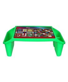 Abhiyantt Activity Tray - Green