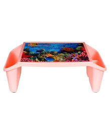 Abhiyantt Activity Tray - Peach