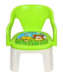 Abhiyantt Musical Chair - Green