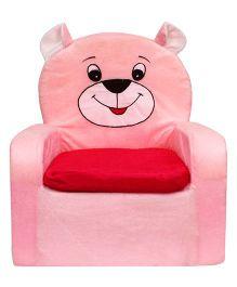 Abhiyantt Sofa Chair - Pink