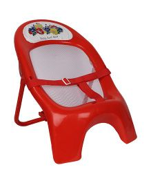 Abhiyantt Baby Bath Bed - Red