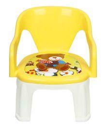 Abhiyantt Musical Chair - Yellow