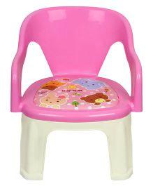 Abhiyantt Musical Chair - Light Pink