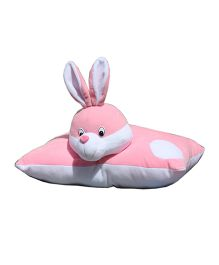 Amardeep Fun Pillow Rabbit - Pink