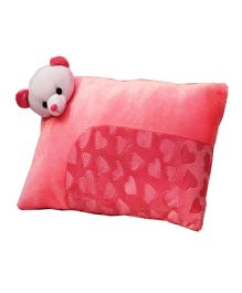 Amardeep Baby Pillow Pink - 4 Inches