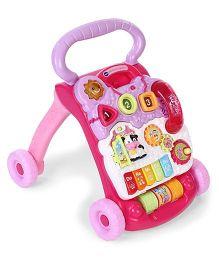 Vtech First Step Baby Walker - Pink