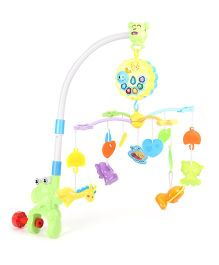 Baby Musical Cot Mobile - Yellow & Multi Color