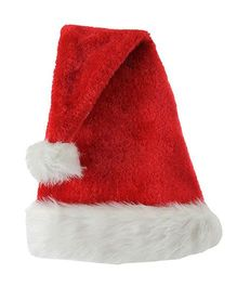 Wanna Party Santa Felt Hat Red White - Small