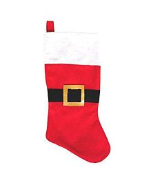 Wanna Party Santa Stockings - Red White