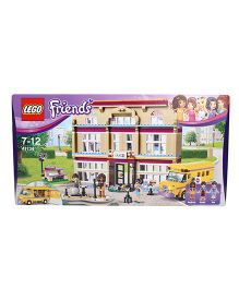 Lego Friends Heartlake Performance School Block Set - Multicolor