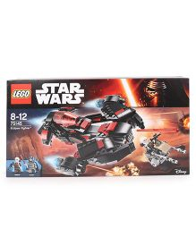 Lego Star Wars Eclipse Fighter - Multicolor