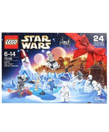 Lego Star Wars Advent Cal Blocks Set - Multicolor