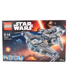 Lego Star Wars Star Scavenger Building Blocks - 558 Pieces