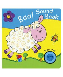Baa Sound Book - English
