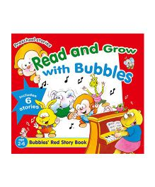 Read and Grow With Bubbles 6 in 1 - English