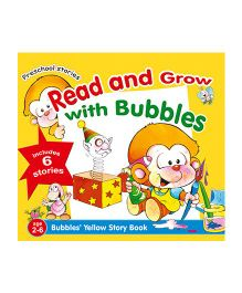 Read And Grow With Bubbles Story Book - English