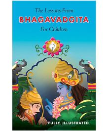 The Lessons From Bhagavadgita For Children Story Book - English
