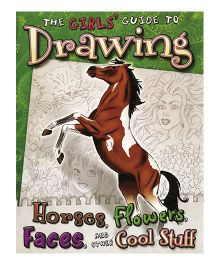 The Girls Guide To Drawing - 144 Pages
