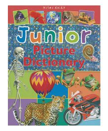 Junior Picture Dictionary - English