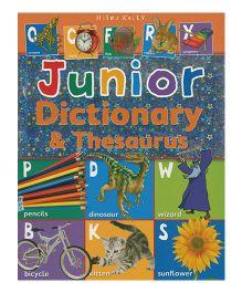 Junior Dictionary & Thesaurus - English