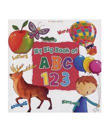 My Big Book of ABC 123 - English