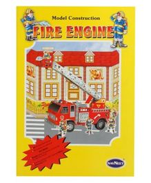 Navneet® Model Construction Fire Engine