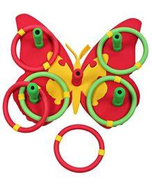 Safsof Jigsaw Ring Toss Butterfly