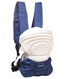 Baby Carrier 2 Way Blue And White - 5001