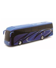 New Ray Remote Control Tourist Bus - Blue