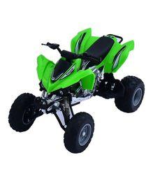 New Ray Die Cast Toy Bike Kawasaki KFX450R - Green