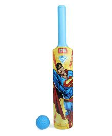 DC Comics Superman My First Bat And Ball Set (Color May Vary)