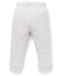 ToffyHouse Thermal Leggings - Light Grey