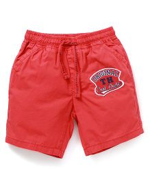 ToffyHouse Shorts - Red