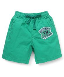 ToffyHouse Shorts - Green
