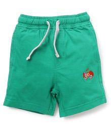 ToffyHouse Shorts - Green