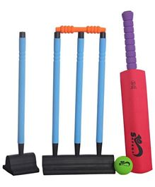 Safsof - Cricket Set In Bag With Stand