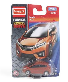 Tomica Funskool Cool Drive Honda Jazz Toy Car - Red