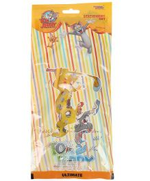 Sticker Bazaar Tom And Jerry Stationery Set - Pack Of 8