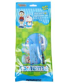 Sticker Bazaar Doraemon Stationery Set - 7 Pieces