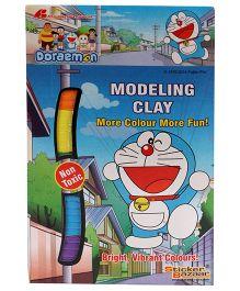Sticker Bazaar Doraemon Modelling Clay - Multicolour
