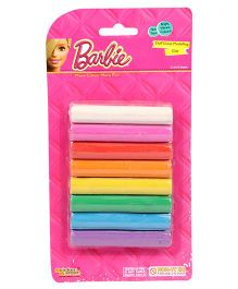 Sticker Bazaar Barbie Doll icious Modelling Clay - 8 Pieces