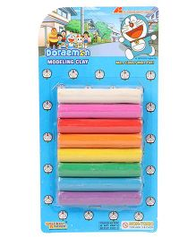 Sticker Bazar Doraemon Clay Set - Multi Color