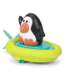 Sassy Pull & Go Boat - Multi Color