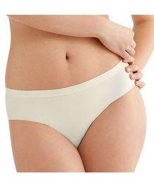 NewMom Seamless Comfort Panty - Beige