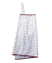 Kadambaby Nursing Cover - Off White