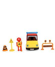 Baby Truck Toy Set - Yellow Aqua