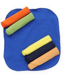 Ohms Solid Colour Napkins Pack of 6 - Multicolour