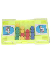 Virgo Toys Match Up Pocket Game - Multicolor