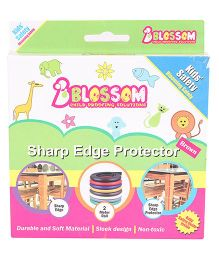 Blossom Child Proofing Sharp Edge Protector - Brown